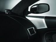 Opel Astra F demontaż radia i głośników