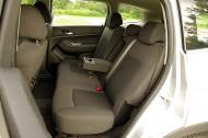 Chevrolet Orlando siedzenia tył